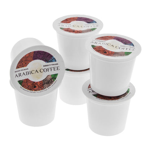Aceh & Freedom Single Serve Cup - 6 Cup Sample