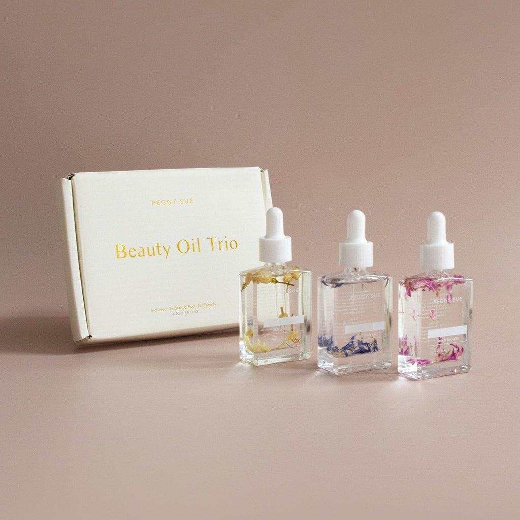 Beauty Oil Trio Peggy Sue
