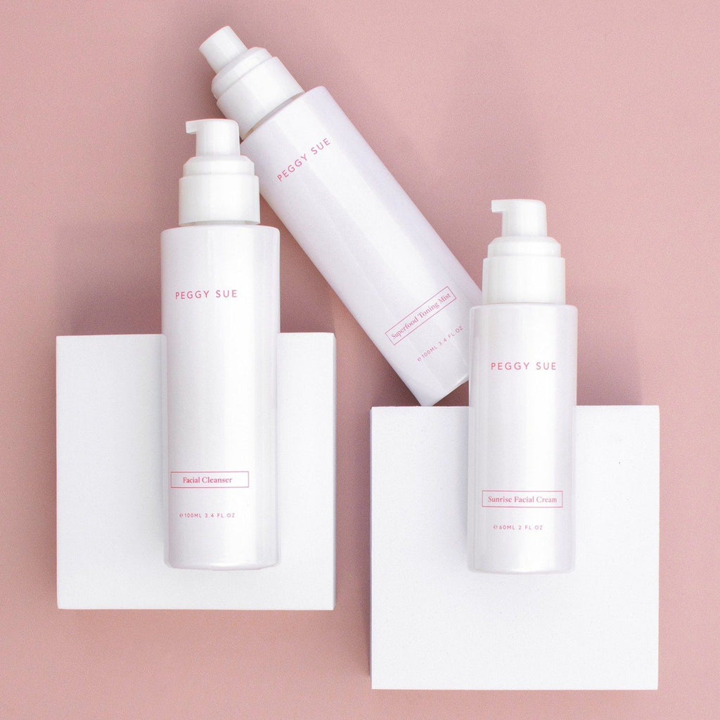 Skincare Starter Kit Peggy Sue