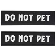 Harness Hero™ 2pc Reflective Patches for Dog Harness