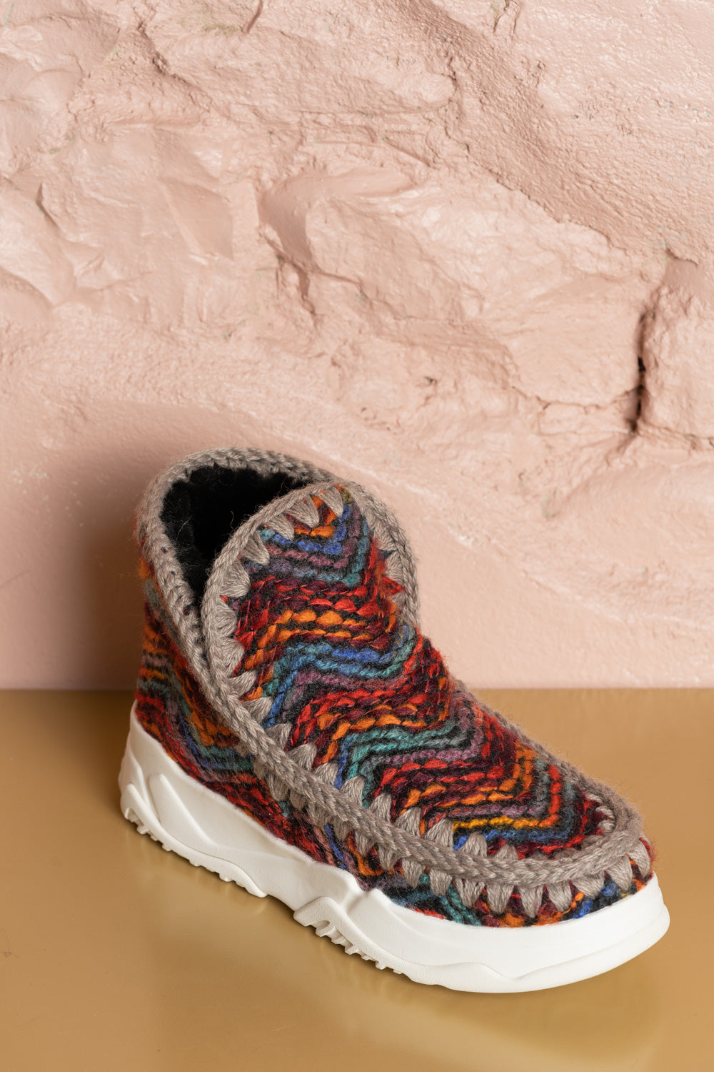 Eskimo Trainer wool mix