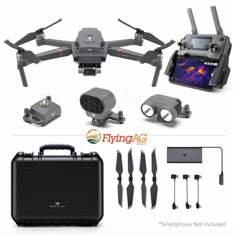 FlyingAg Rapid Thermal Kit - DJI Mavic 2 Enterprise Dual