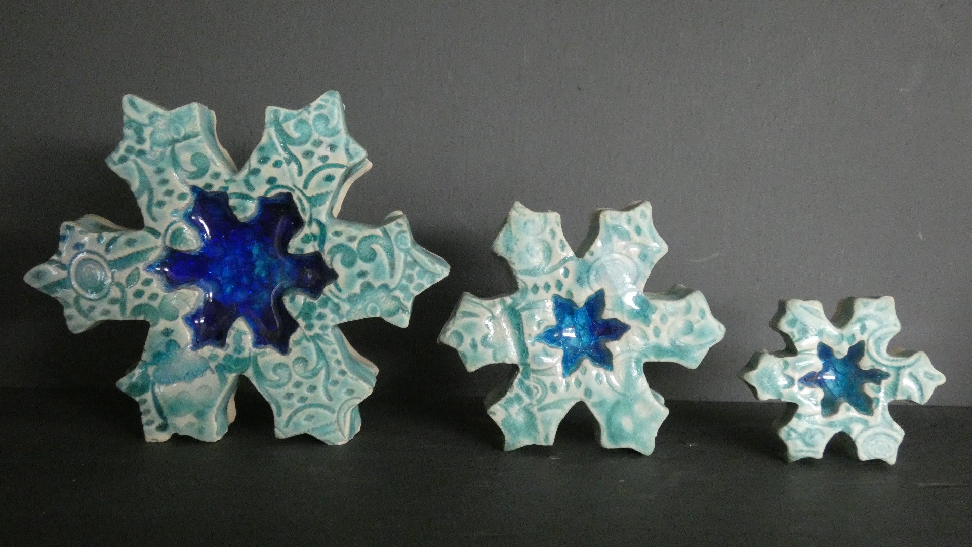 Perry Marsh Snowflakes