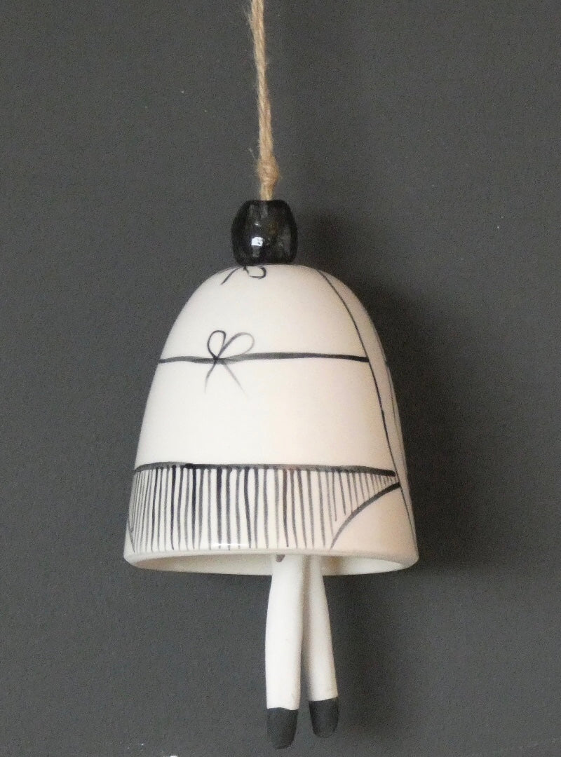 Lucie Sivicka - Hand Thrown Bathing Bell