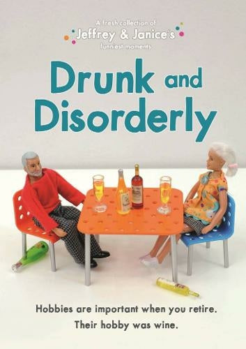 Jeffrey & Janice Books - Drunk & Disorderly