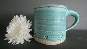 Perry Marsh Heart Mug