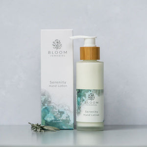 Bloom Remedies Serenity Hand Lotion