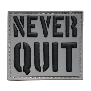 Morale Patch - Never Quit