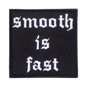 Morale Patch - Smooth Is Fast