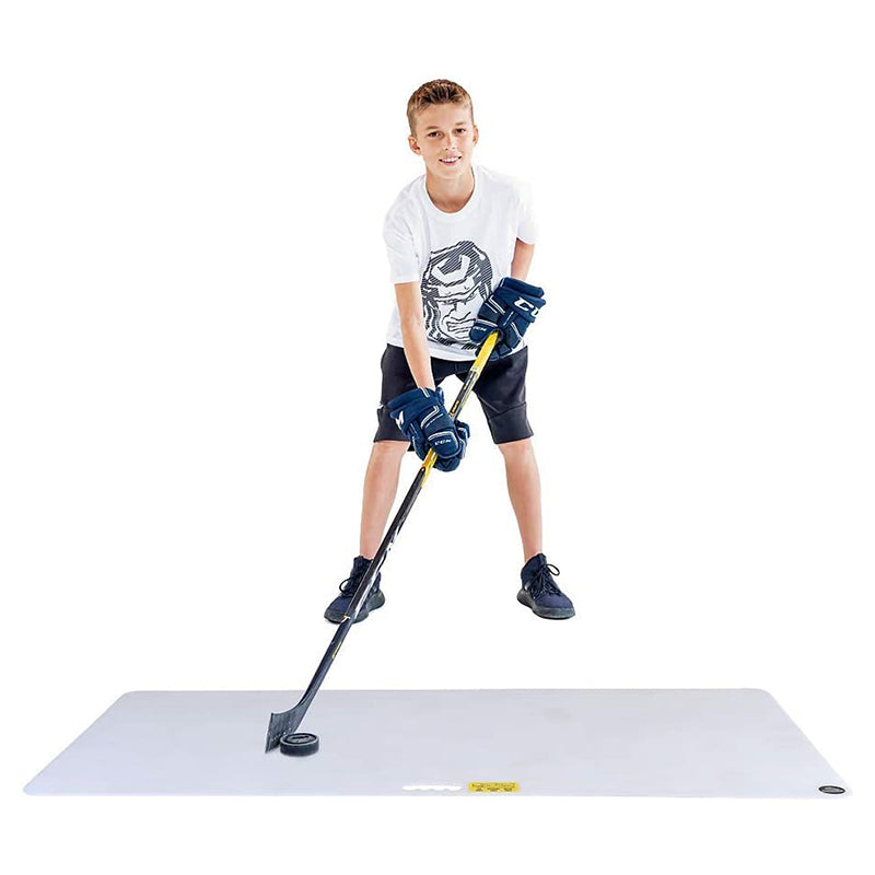Hockey Shooting Board - Practice Surface for Passing & Stickhandling - Portable Sports Training Equipment 30x60-inch - MY SHOOT PAD