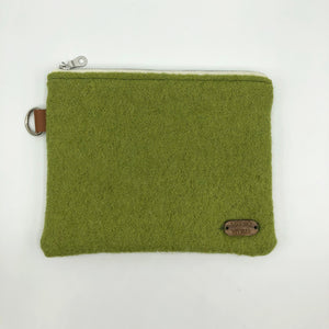 Boiled Wool Wristlet (small) - Multiple Colours