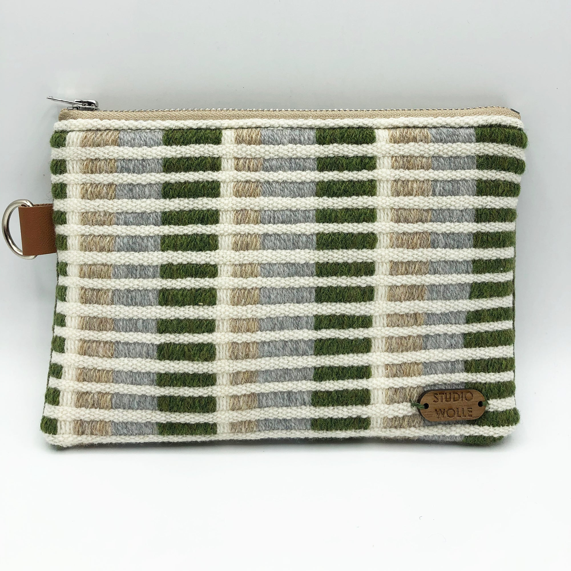 Kyra Wristlet (small) - Green