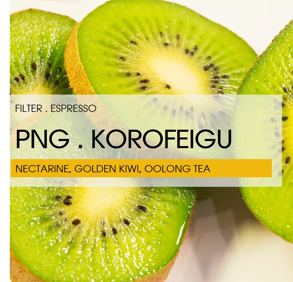 PAPUA NEW GUINEA TASTE OF KIWI