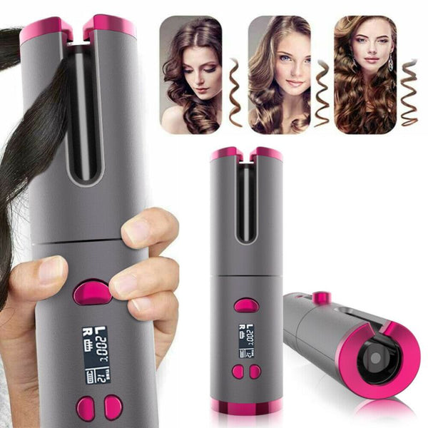Cordless Curler