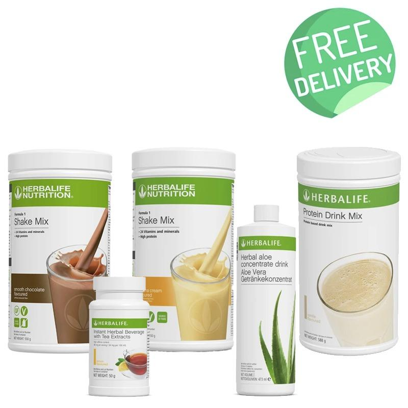 Herbalife Complete Package
