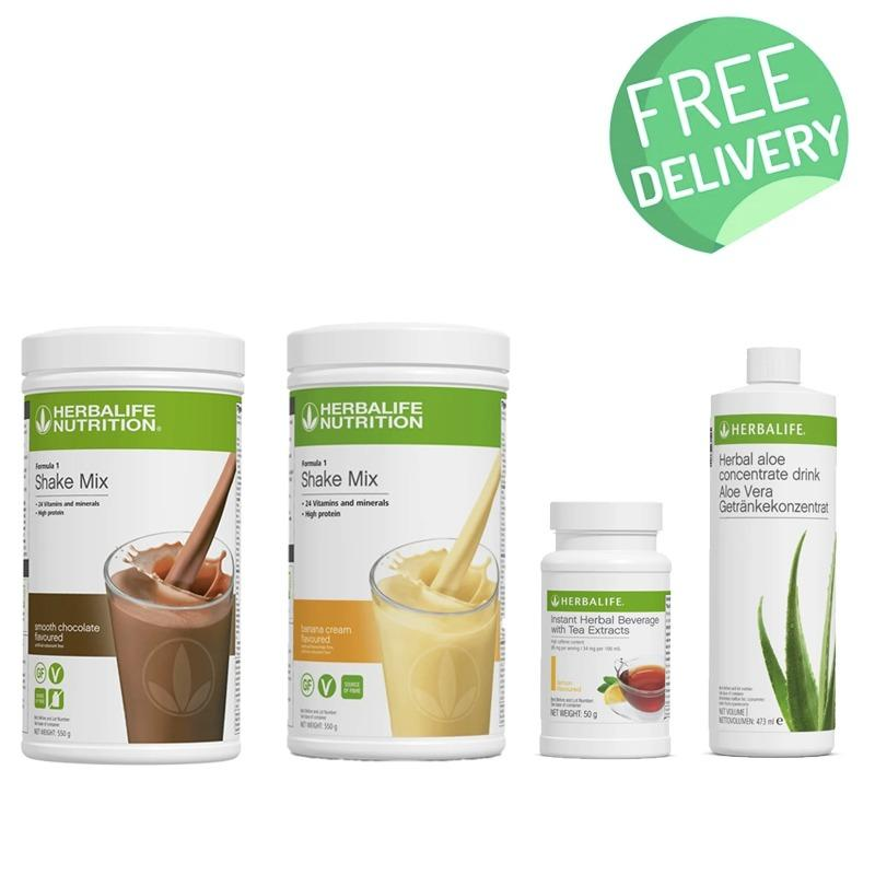 Herbalife Advanced Package