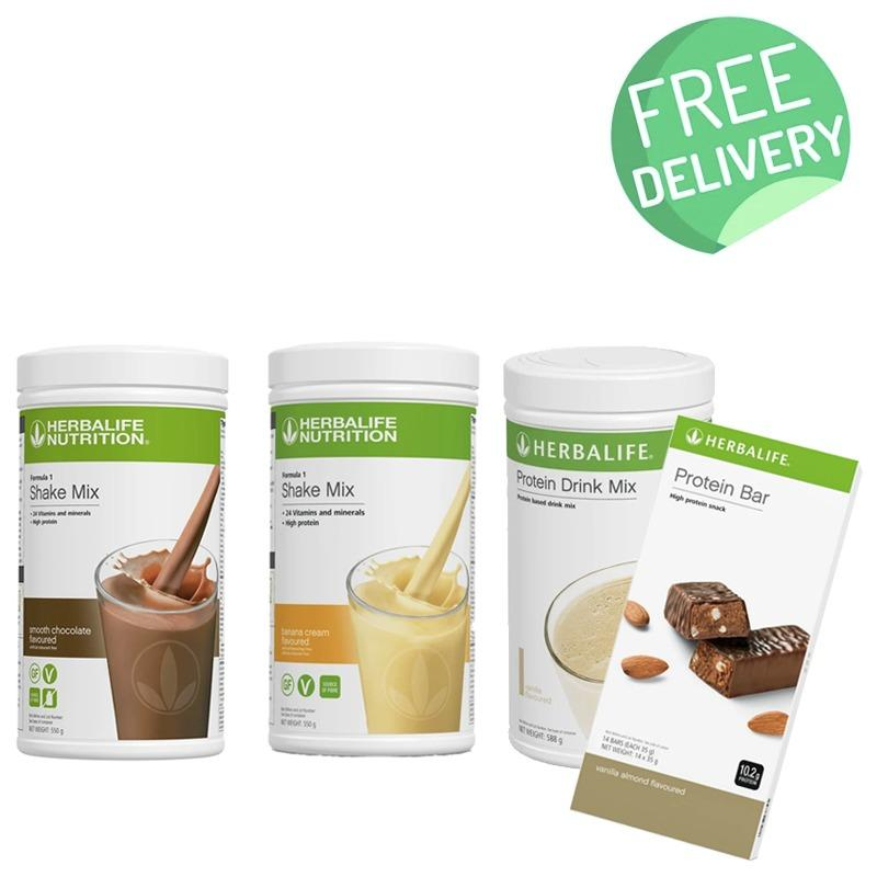 Herbalife Weight Gain Package