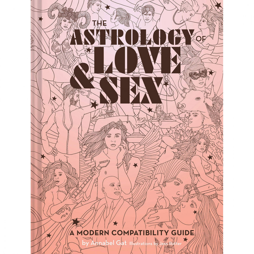 Astrology of Love & Sex, By Annabel Gat
