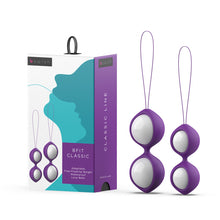 Load image into Gallery viewer, B Swish Bfit Classic Purple Balls
