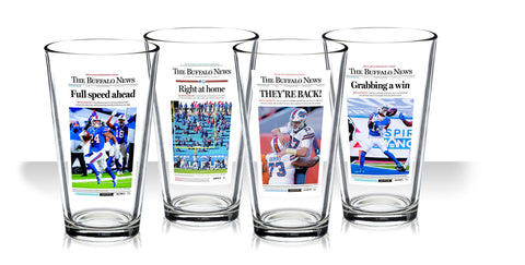 Celebrate the Season - Pint Glass Set
