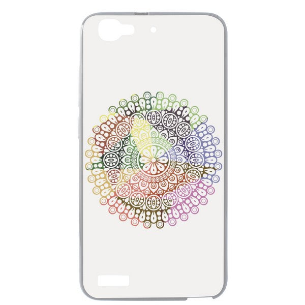Custodia per Cellulare Huawei P8 Lite Smart Flex Mandala - SPOTOSHOP