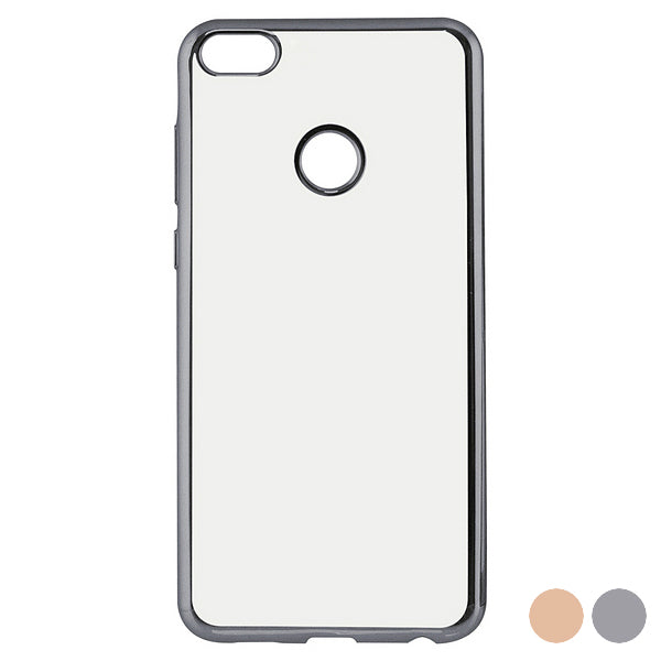 Custodia per Cellulare Huawei P8 Lite 2017 Contact Flex Metallizzato - SPOTOSHOP