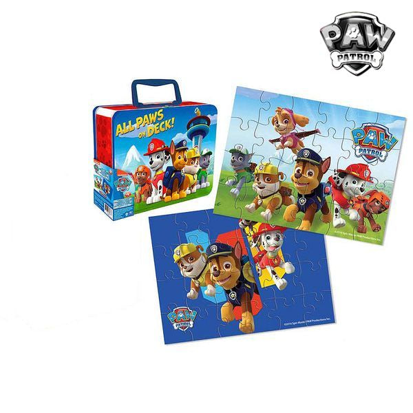Puzzle The Paw Patrol 9603 (2 uds)