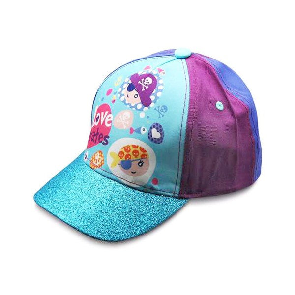 Cappellino per Bambini Love Pirates