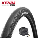 Kenda 27.5″x1.75 (44-584) Slick MTB Road Bike Tyre