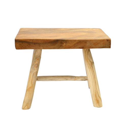Stool Kediri Stool Natural Bazar Bizar - Play Offside