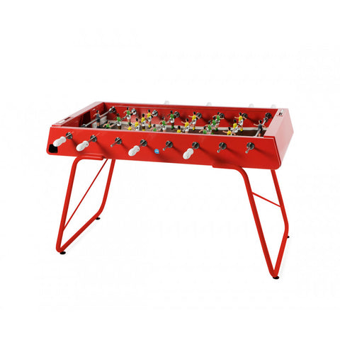 Football Table RS3 Indoor and Outdoor Design Football Table Red RS Barcelona - Play Offside
