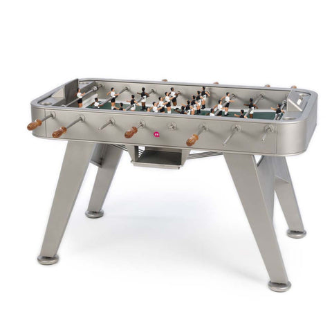 Football Table RS2 Luxury Metal Design Outdoor Football Table Inox RS Barcelona - Play Offside