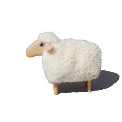 Decoration White Sheep XS Meier Germany - Play Offside