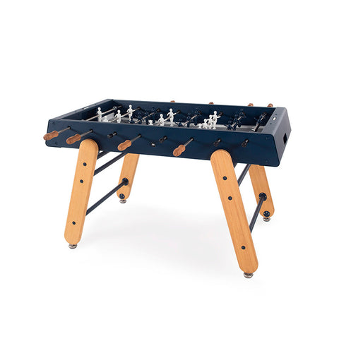 Football Table RS4 Outdoor Luxury Design Football Table Navy RS Barcelona - Play Offside