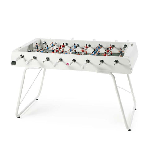 Football Table RS3 Indoor and Outdoor Design Football Table White RS Barcelona - Play Offside