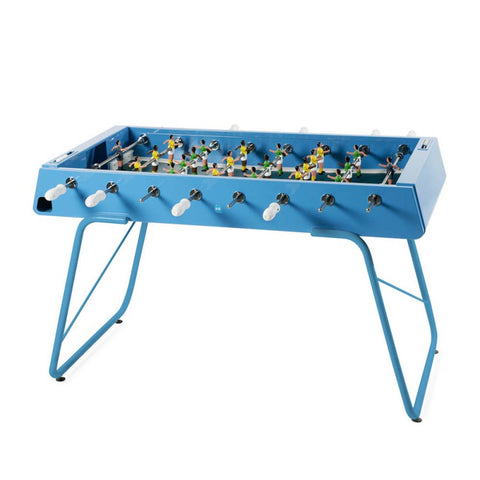 Football Table RS3 Indoor and Outdoor Design Football Table Blue RS Barcelona - Play Offside