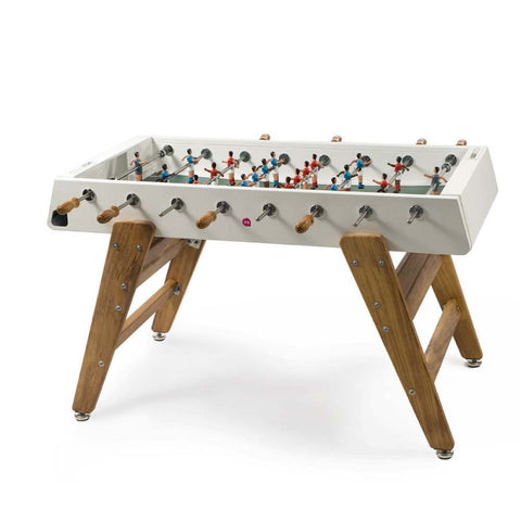 Football Table RS3 Wood Design Football Table White RS Barcelona - Play Offside