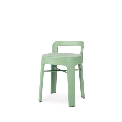 Stool Ombra Stool Small With backrest / Green RS Barcelona - Play Offside