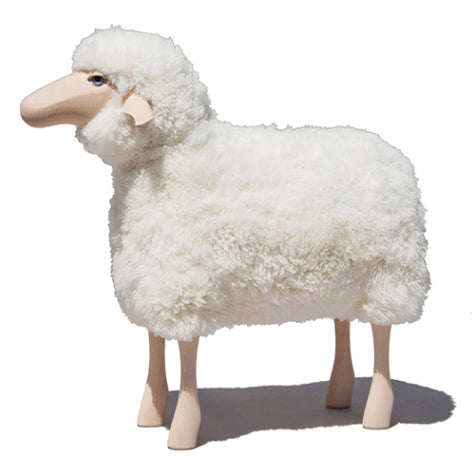 Decoration White Sheep XL Meier Germany - Play Offside