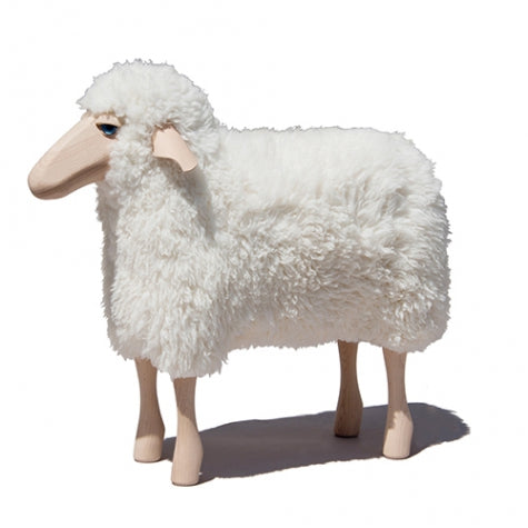 Decoration White Sheep L Meier Germany - Play Offside