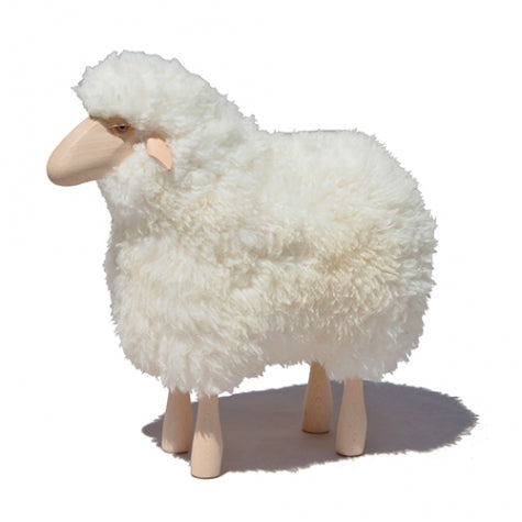 Decoration White Sheep M Meier Germany - Play Offside