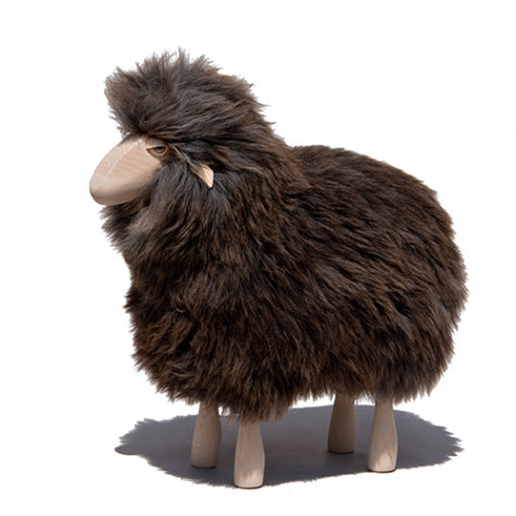 Decoration Brown Sheep M Meier Germany - Play Offside