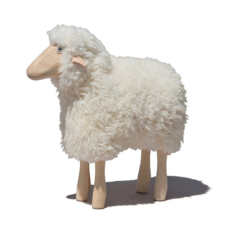 Decoration White Sheep Meier Germany - Play Offside