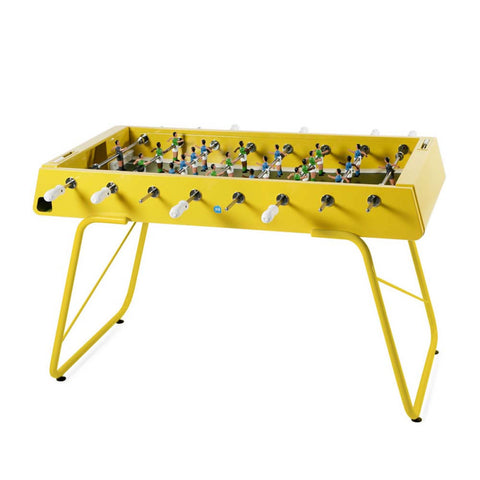 Football Table RS3 Indoor and Outdoor Design Football Table Yellow RS Barcelona - Play Offside