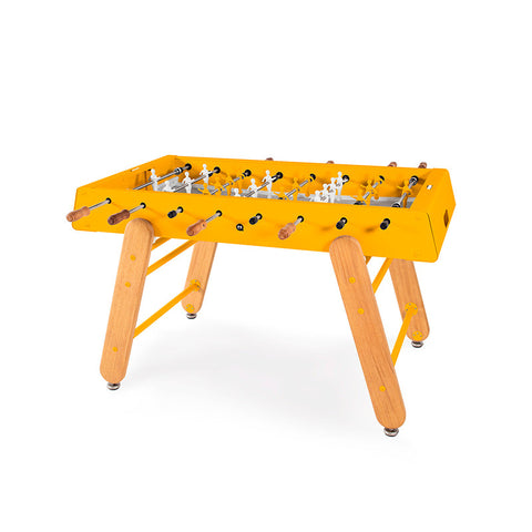 Football Table RS4 Outdoor Luxury Design Football Table Yellow RS Barcelona - Play Offside