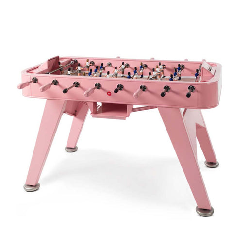 Football Table RS2 Luxury Metal Design Outdoor Football Table Pink RS Barcelona - Play Offside