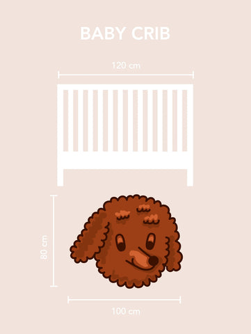Child Rug Tiny Dog Rug Maison Deux - Play Offside