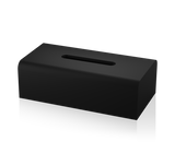 Tissue Box Corian Tissue Box Available in 2 Colours Black Decor Walther - Play Offside