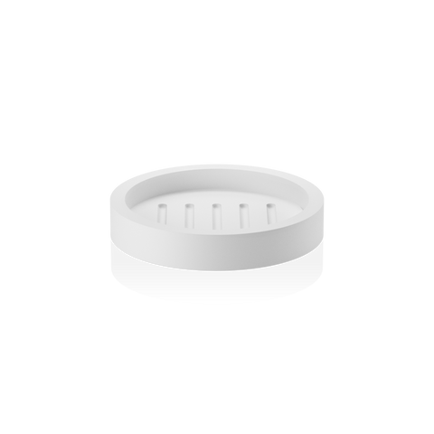 Soap Dish Corian Soap Dish Available in 2 Colours White Decor Walther - Play Offside