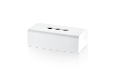 Tissue Box Corian Tissue Box Available in 2 Colours White Decor Walther - Play Offside